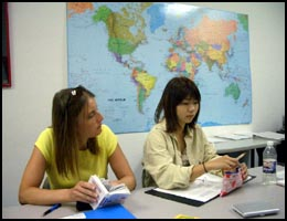 Welcome to the Language Academy an English school for